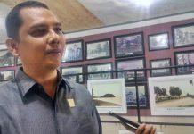 Budi Syahrial, Anggota DPRD Padang.