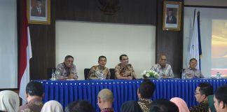 Pemko Padang Panjang melalui BKPSDM menggelar rapat persiapan akhir sebelum pelaksanaan tes CPNS bertempat di ISI Padang Panjang.