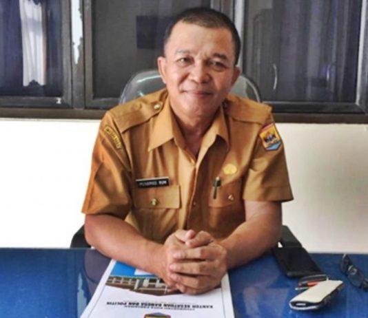Muhammad Rum, Kepala Kantor Kesbangpol Kota Pariaman