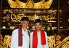 Ustad Abdul Somad bersama Wali Kota Padang Mahyeldi Ansharullah menuju Pantai Purus Padang dalam rangka Tabligh Akbar, Kamis (02/01/2020).