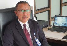 Zulhendri, SE. Pemimpin Bank Nagari Cabang Padang Panjang.
