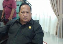 Bobby Rustam, Anggota DPRD Kota Padang. (Gambar: Hanny Tanjung).
