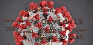 Istilah seputar virus Corona (Covid-19). Gambar (Hanny Tanjung).