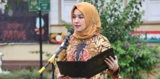 Ketua TP PKK Kota Padang Panjang dr. Dian Puspita, Sp.JP Fadly Amran