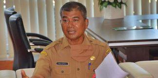 Sekretaris Daerah (Sekda) Kota Padang Amasrul