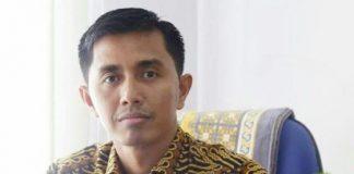 Jubir Tim Gugus Tugas Covid-19 Kota Solok Nurzal Gustim, S.STP, M.Si