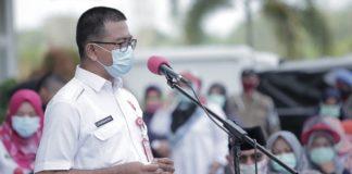 Kepala Dinas Kesehatan dr Rahmadian