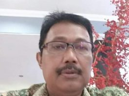 Foto : Drs.Syaiful A. Sekretaris Tim Gugus Tugas Covid-19 Kota Solok