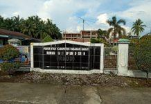 Foto : Gerbang RSUD Jambak Pasaman Barat (Istimewa)