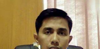 Foto : Kabag Prokomp Pemko Solok Nurzal Gustim, S.STP, M.Si