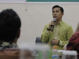 Foto : Kabag Prokomp Pemko Solok, Nurzal Gustim, S.STP, M.Si