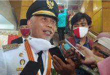 Mahyeldi Walikota Padang