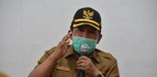 Asrul, Wakil Wali Kota Padang Panjang.