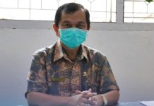 Kepala Dinas Kesehatan Kota Padang Panjang, Drs. H. Nuryanuwar, A. Pt. M. Kes MMR
