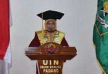Wakil Rektor (WR) I Bidang Akademik Dra. Hetti Waluati Triana, M. Pd, Ph. D.