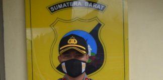 Kapolres Padang Panjang, AKBP. Apri Wibowo, S.IK