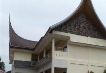 Bangunan Lantai 2, Rumah Tahfizh Akademi Al-Qur'an Mesjid Raya Kampung Pauh Kecamatan V Koto Kampung Dalam