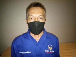 Foto : Asril, SE, Sekretaris DPD Partai Nasdem Kota Bukittinggi