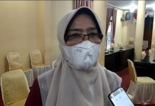 Kadis Kesehatan Kabupaten Solok (Dr. Maryetti Marwazi, Mars)